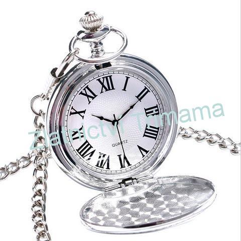 Kapesní retro hodinky otevírací cibule