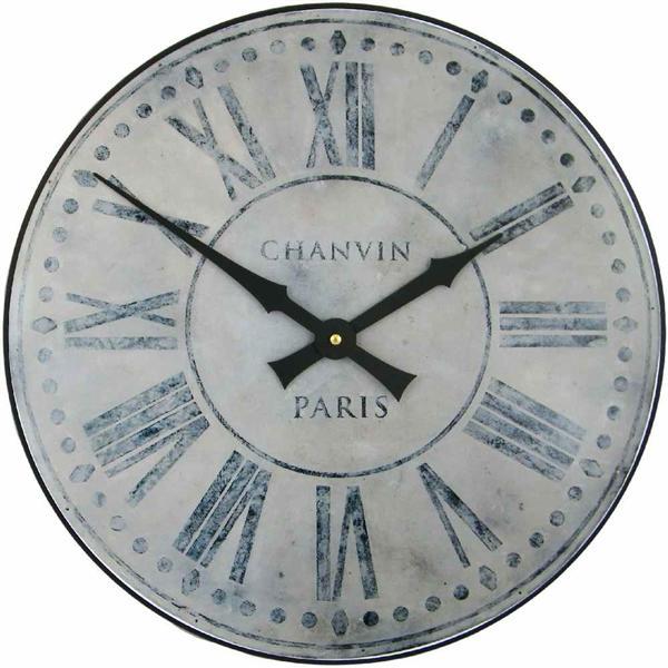 Nástěnné retro hodiny - Paris Roger Lascelles (Nástěnné retro hodiny - Paris Roger Lascelles)