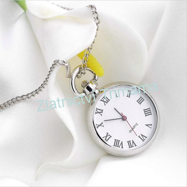 Kapesní hodinky cibule malé KH0006