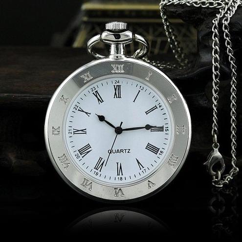Kapesní hodinky retro cibule KH0007