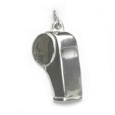 Stříbrný přívěšek píšťalka stříbro Ag 925/1000