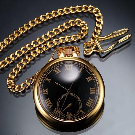 Kapesní hodinky zlacené cibule POŠTOVNÉ ZDARMA