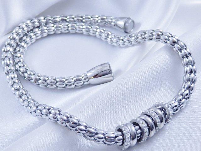 Dámský náhrdelník chirurgická ocel POŠTOVNÉ ZDARMA